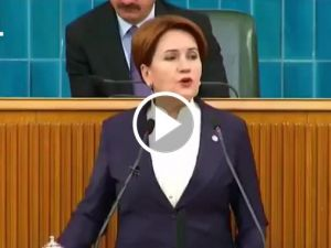 "Akşener'den AKP'ye: ""Winter is coming"""